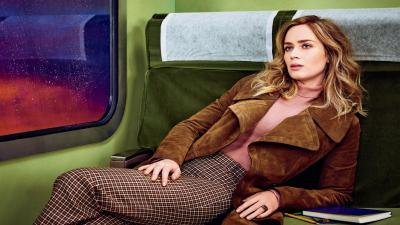 Emily Blunt Actress HD Wallpaper 63343