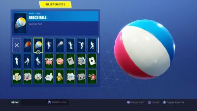 Fortnite Beach Ball Wallpaper 64851