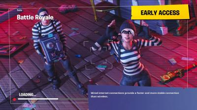 Fortnite Loading Screen HD Wallpaper 64867