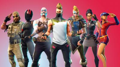 Fortnite Season 5 Skins HD Wallpaper 64878