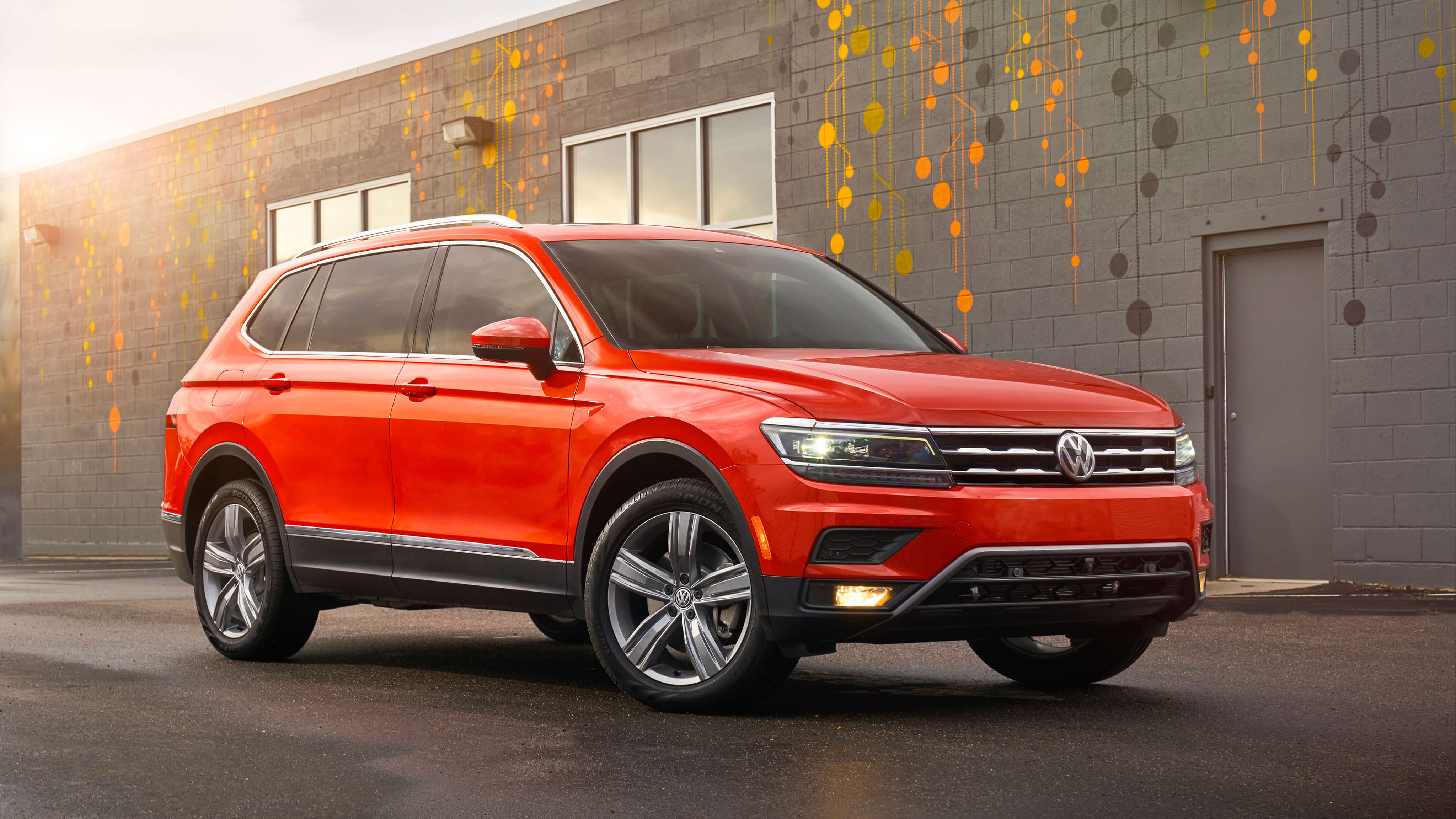 4k volkswagen tiguan hd wallpaper 65854