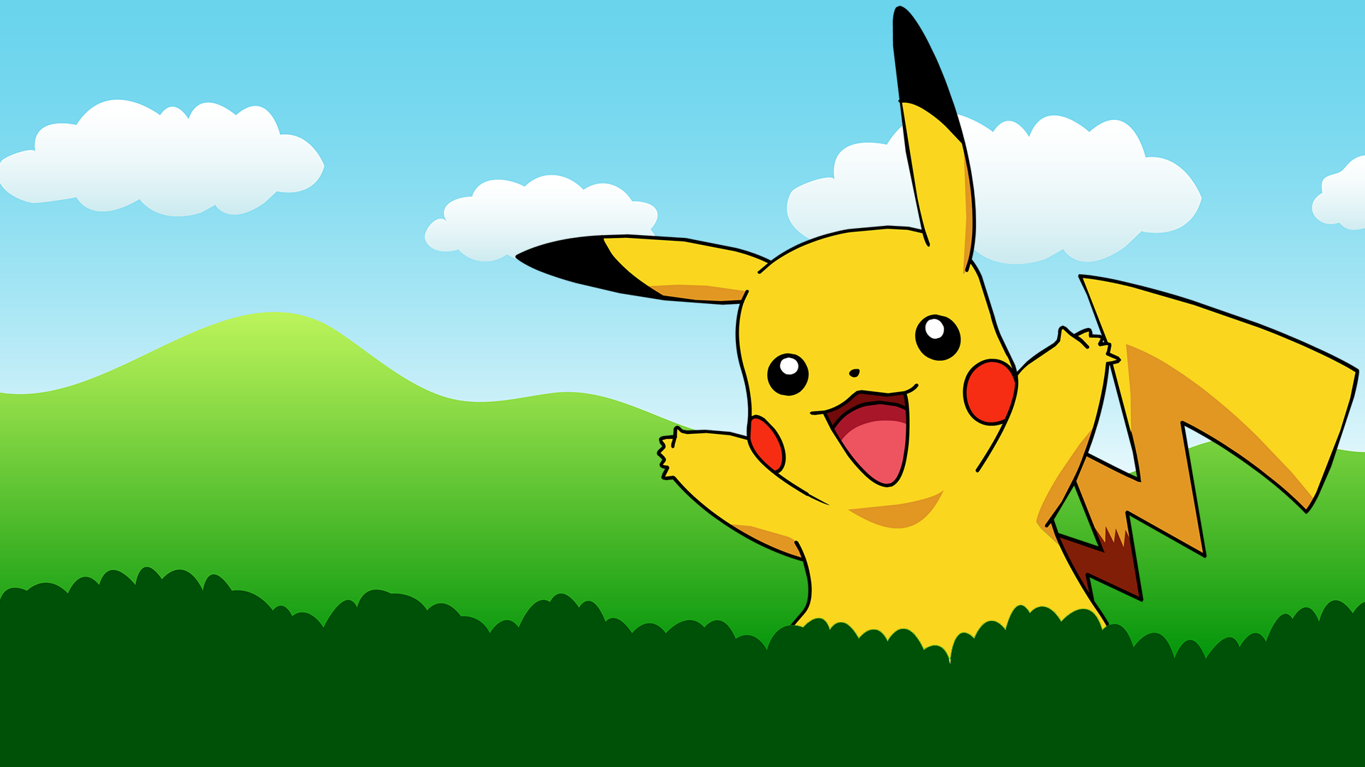 cute pikachu wallpaper 64928