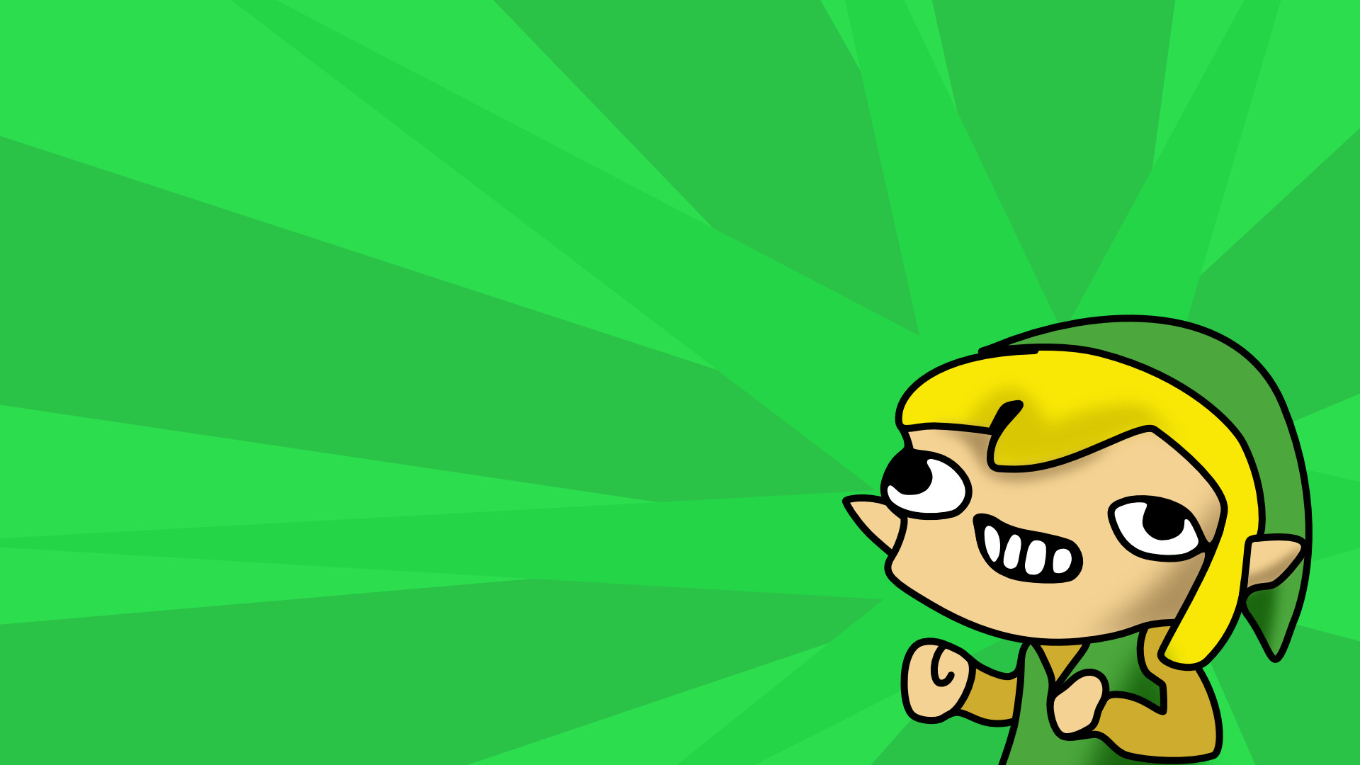 link the legend of zelda derp wallpaper 64264