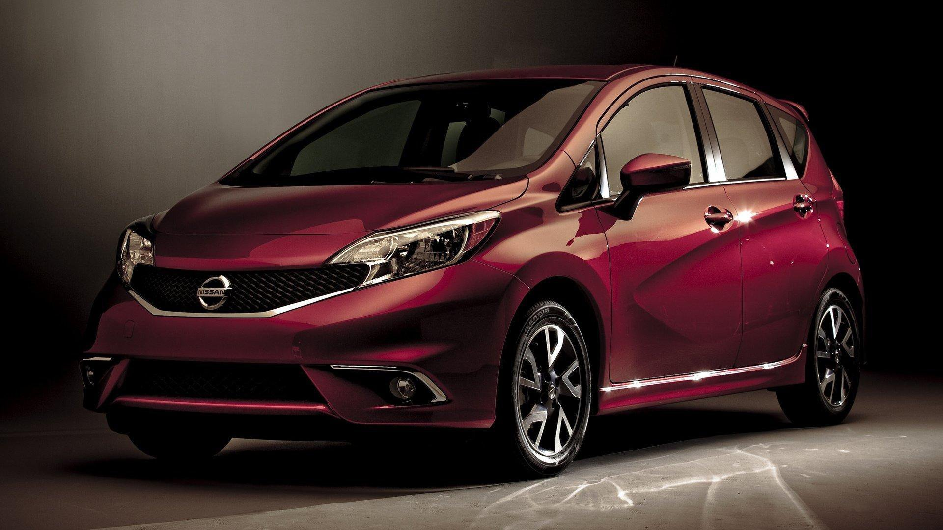 red nissan versa wallpaper 65990