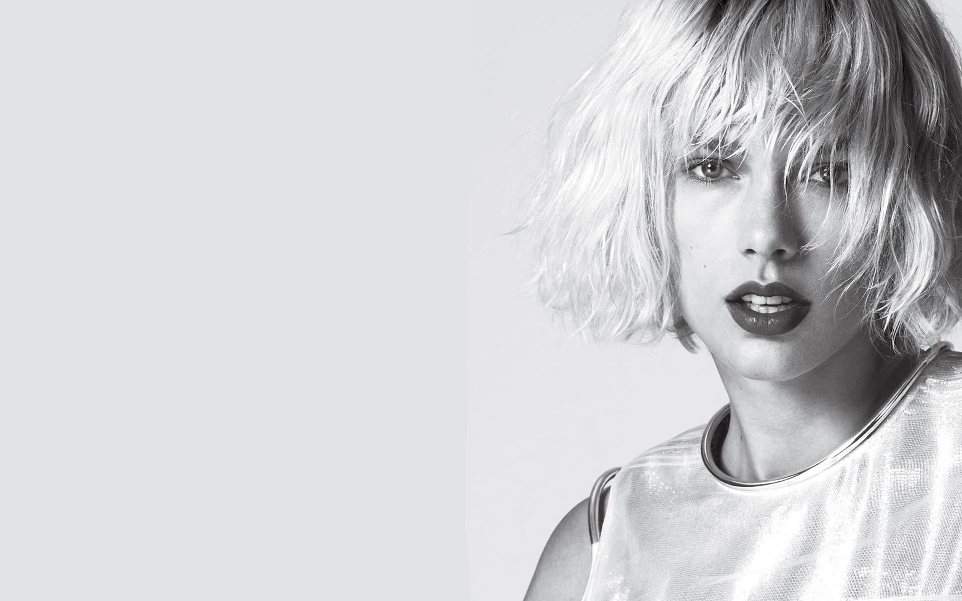 Download Taylor Swift Short Hair Wallpaper 66446 1920x1200