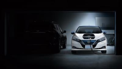 4K Nissan Leaf Wallpaper 65967