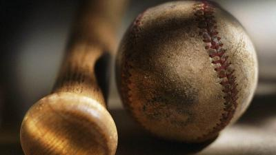 Baseball Bat and Ball Wallpaper Background 63155