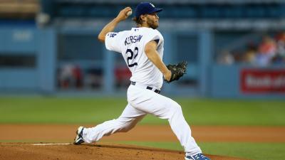 Baseball Player Clayton Kershaw Wallpaper HD 63156
