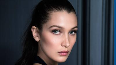 Bella Hadid Face Makeup Wallpaper 63283