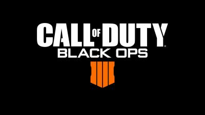 Black Ops 4 Logo Background Wallpaper 65187