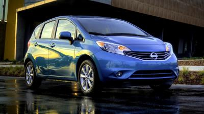 Blue Nissan Versa Wallpaper 65993