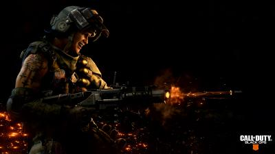 Call Of Duty Black Ops 4 Game Widescreen Background Wallpaper 65184