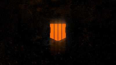 Call Of Duty Black Ops 4 Logo Wallpaper 65180