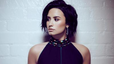 Demi Lovato Hairstyle Wallpaper Background 64546