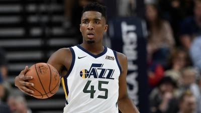 Donovan Mitchell Desktop Wallpaper 63616