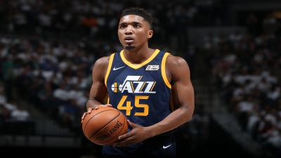Donovan Mitchell Wallpaper Background HD 63619