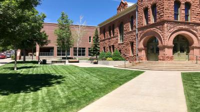 Flagstaff Arizona Courthouse Downtown HD Wallpaper 64245
