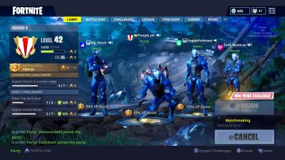 Fortnite Matching Squad Wallpaper 63756