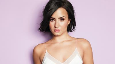 Hot Demi Lovato Wide Wallpaper 64544