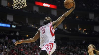James Harden Dunk Wallpaper 63598