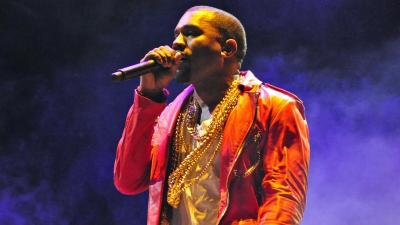 Kanye West Performing Wallpaper 64098