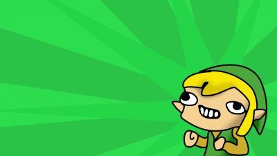 Link The Legend of Zelda Derp Wallpaper 64264