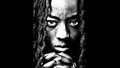 Monochrome Ace Hood Face Wallpaper 64104