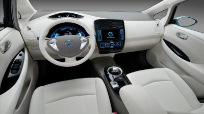 Nissan Leaf Interior Wallpaper 65976