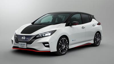 Nissan Leaf Nismo Background Wallpaper 65966