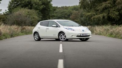 Nissan Leaf Photos Wallpaper 65973