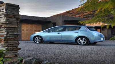 Nissan Leaf Wallpaper 65964