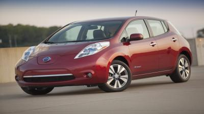 Nissan Leaf Widescreen Wallpaper 65974