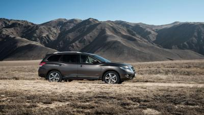 Nissan Pathfinder Background HD Wallpaper 65979