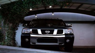 Nissan Pathfinder Front View Wallpaper 65986