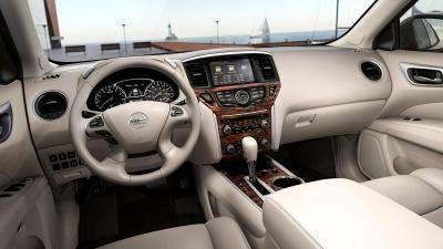 Nissan Pathfinder Interior Wallpaper 65981