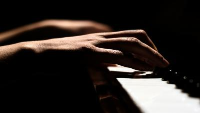 Playing Piano Up Close HD Wallpaper 63161