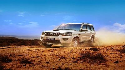Scorpio Car Off Roading Wallpaper 65958