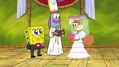 SpongeBob Marriage Wallpaper 63312