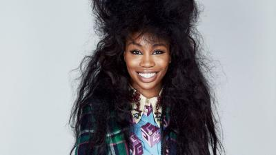 SZA Smile Desktop Wallpaper 64111