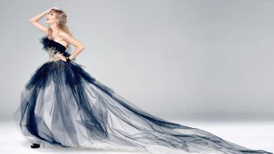 Taylor Swift Dress Background Wallpaper 66441