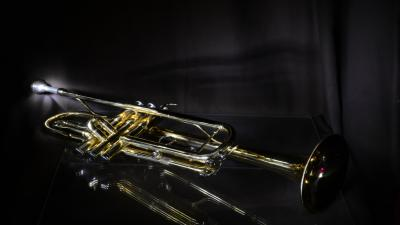 Trumpet Music Wallpaper Background 63168