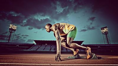 Usain Bolt Athlete HD Wallpaper 64563