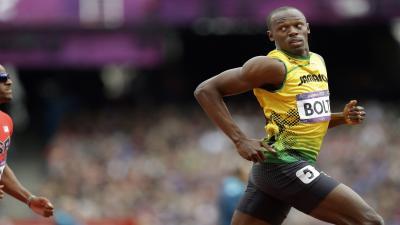 Usain Bolt Wide Wallpaper 64567