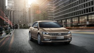 Volkswagen Passat Background Wallpaper 65880