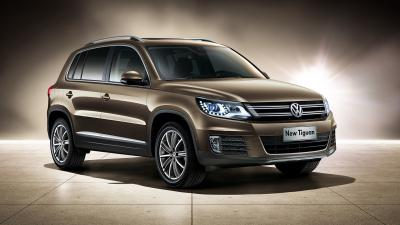 Volkswagen Tiguan Desktop Wallpaper 65864