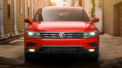 Volkswagen Tiguan Front View Wallpaper 65860