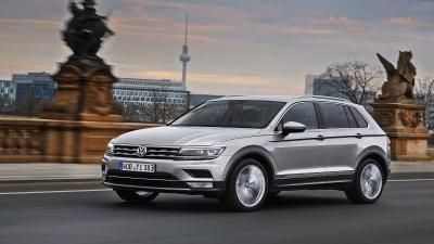 Volkswagen Tiguan Photos Wallpaper 65865