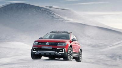 Volkswagen Tiguan Widescreen Wallpaper 65857
