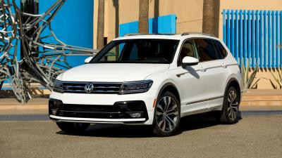 White Volkswagen Tiguan Pictures Wallpaper 65866