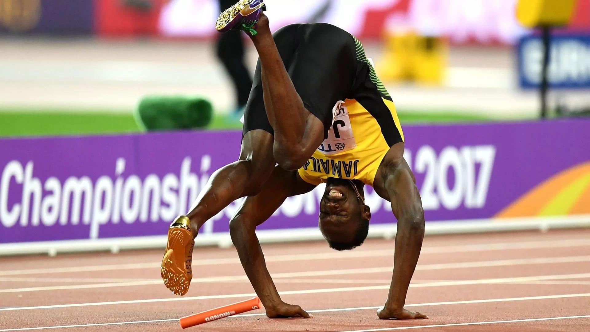 Usain Bolt Running Wallpaper - Wallpaper Liar